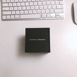 DAVID YURMAN BOX ONLY